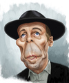 Cartoon: Gunter von Hagen (small) by Michael Becker tagged gunter,hagen,plastinator,karikatur,photoshop,illustration