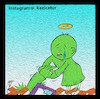 Cartoon: earthquake (small) by Hossein Kazem tagged earthquake