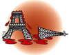 Cartoon: isis in paris (small) by Hossein Kazem tagged isis,in,paris