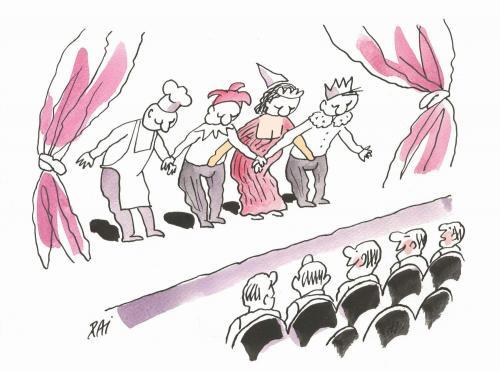 theatre of the absurd humour often