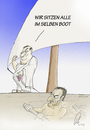 Cartoon: Das Selbe Boot 2 (small) by philipolippi tagged schiff boot rom sklave