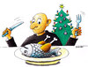 Cartoon: Christmas (small) by bojnican fero tagged christamas