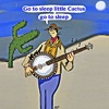 Cartoon: Banjo Joe (small) by tonyp tagged arp,guitar,tonyp,arptoons,gang,band,music,tin,man,cactus,banjo,joe