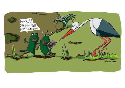 online profil de ullmann amour cartoon toonpool