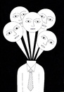 Cartoon: Pin head (small) by baggelboy tagged head