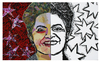 Cartoon: Dilma Roussef (small) by juniorlopes tagged dilma,roussef