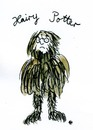 Cartoon: Hairy Potter VIII (small) by Florian France tagged harry potter und die heiligtümer des todes and the deathly hallows
