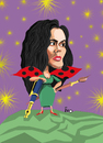 Cartoon: Saadet (small) by ivo tagged wow