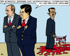 Cartoon: Internal Affairs (small) by RachelGold tagged syria,uno,putin,hu,jintao,assad,resolution