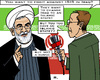 Cartoon: Islamic States (small) by RachelGold tagged iran,iraq,isis,islamic,state,rohani