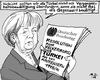 Cartoon: Armenien Resolution (small) by MarkusSzy tagged deutschland,türkei,bundestag,resolution,merkel,völkermord,armenier