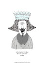 Cartoon: one-eyed-man is king (small) by schmidibus tagged blind,one,eyed,man,king