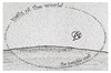Cartoon: the invisible snail - no.6 (small) by schmidibus tagged schnecke,welt,unsichtbar,geheimnis