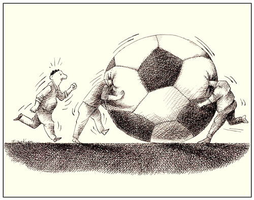 Cartoon: World Cup 2018 on the air (medium) by firuzkutal tagged football,world,cup,russia,germany,italia,brasil,fair,play,soccer,fan,ball,game,holligan,football,world,cup,russia,germany,italia,brasil,fair,play,soccer,afrique,ball,game,holligan