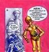 Cartoon: Darth Seehofer (small) by Jupp tagged seehofer,flüchtlinge,darth,c3po,r2d2,krise,deutschland,germany,cartoon,jupp