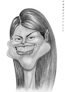 Cartoon: Lindsey Shaw (small) by shar2001 tagged caricature,lindsey,shaw