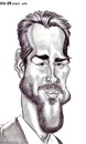 Cartoon: Ryan Reynolds (small) by shar2001 tagged caricature,ryan,reynolds