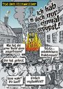 Cartoon: Tod dem Klimakiller (small) by BARHOCKER tagged klima,klimagate,rderwärmung,uwe,ott,design