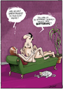 Cartoon: Buffering (small) by andre sedlaczek tagged sex,internet,www,video,love,liebe