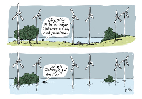 Cartoon: Energie (medium) by Stuttmann tagged energiegipfel,energiewende