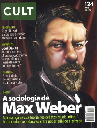 Cartoon: Max Weber (medium) by Toni DAgostinho tagged magazine