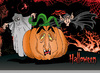 Cartoon: Halloween ... (small) by CHRISTIAN tagged sarko,halloween