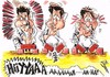 Cartoon: THE KARATE CHOP (small) by Tim Leatherbarrow tagged martial,arts,karate,breaking,boards