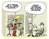 Cartoon: Matheregeln (small) by FEICKE tagged mathematik,rechnung,strich,punkt,blind,cafe,prostituiert