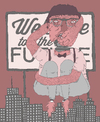 Cartoon: future (small) by jannis tagged robot