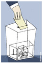 Cartoon: Elections (small) by martirena tagged elections,democracy