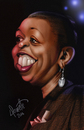 Cartoon: Ethel Waters (small) by tobo tagged ethel,waters,caricature