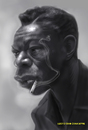 Cartoon: Nat King Cole (small) by tobo tagged nat,king,cole