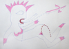 Cartoon: Jungfrau 1 (small) by mudi45 tagged politik,religion,liebe,sex,hölle,tod,paradies,islam