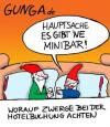 Cartoon: Zwerge (small) by Gunga tagged zwerge