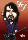 Cartoon: foo fighters (small) by mitosdorock tagged foo,fighters