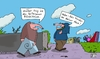 Cartoon: Spitzname (small) by Leichnam tagged spitzname,beule,hose,rüssel,heinz,kein,wunder,nase,lachen