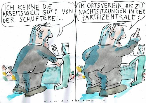 Cartoon: voksnah (medium) by Jan Tomaschoff tagged parteien,karrieren,politiker,parteien,karrieren,politiker