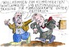 Cartoon: Achtsamkeit (small) by Jan Tomaschoff tagged stress,manager,psychologie
