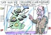 Cartoon: Energiepreise (small) by Jan Tomaschoff tagged energiepreise,strom