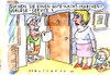 Cartoon: Gute Nacht! (small) by Jan Tomaschoff tagged rente,rentner,lebensarbeitszeit