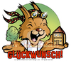 Cartoon: Cartoon Character Design (small) by FeliXfromAC tagged eichhorn,chipmunk,felix,alias,reinhard,horst,design,line,character,mascot,sympathiefigur,germany,aachen,illustrator,cartoon,comic,illustration,eichhörnchen,lesen,manga,zeichner,comicbook,artist