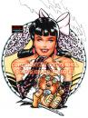 Cartoon: Coolbear From Outer Space! (small) by FeliXfromAC tagged coolbär,coolbear,girls,galore,character,frau,girl,sex,cover,woman,comic,pin,up,sexy,erotic,sampler,felix,alias,reinhard,horst,design,line,stockart