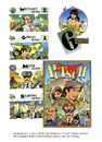 Cartoon: Game Design im Retro Look (small) by FeliXfromAC tagged gamedesign brettspiel putsch spielkarten reinhard horst design line aachen illustration illustrator zeichner comic pinup germany bananenrepublik umsturz retro militär diktatur