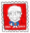 Cartoon: Turgut Ceviker (small) by Hayati tagged turgut,ceviker,arastirmaci,forscher,wissenschaftler,schriftsteller,yazar,bilim,adami,cartoon,portrait,hayati,boyacioglu,berlin