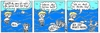 Cartoon: Ostseewellen (small) by weltalf tagged ostsee meer wellen ostseewellenlied