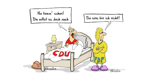 Cartoon: Einladung (medium) by Marcus Gottfried tagged koalitionsvertrag,koalitionsverhandlungen,koalition,cdu,fdp,grüne,berlin,bundestag,merkel,freunde,marcus,gottfried,cartoon,karikatur,koalitionsvertrag,koalitionsverhandlungen,koalition,cdu,fdp,grüne,berlin,bundestag,merkel,freunde,marcus,gottfried,cartoon,karikatur