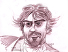 Cartoon: Robert Downey Jr. in ZODIAC (small) by Batfink tagged caricature,downey,zodiac