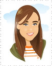 Cartoon: Ellen Page (small) by Nicoleta Ionescu tagged ellen page