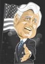 Cartoon: Ted Kennedy (small) by Nicoleta Ionescu tagged edward,moore,ted,kennedy,usa