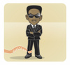 Cartoon: Will Smith (small) by Nicoleta Ionescu tagged will,smith